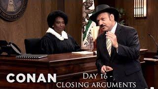 Download ″LaBamba Legal″ Is Conan's Hot New TBS Pilot - CONAN on TBS Video
