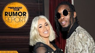 Cardi B Gives Birth To Baby Girl