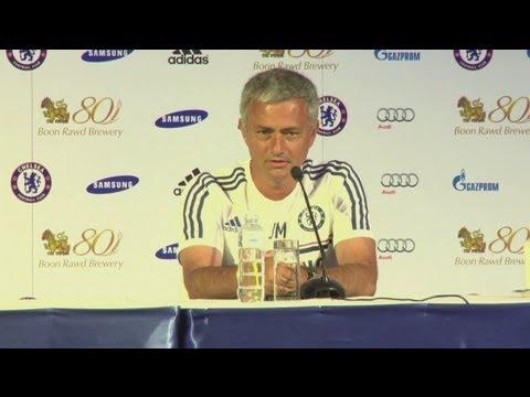 Mourinho on Rooney Transfer