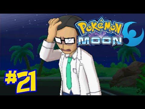 Pokémon Moon Episode 21 - RESEARCH!
