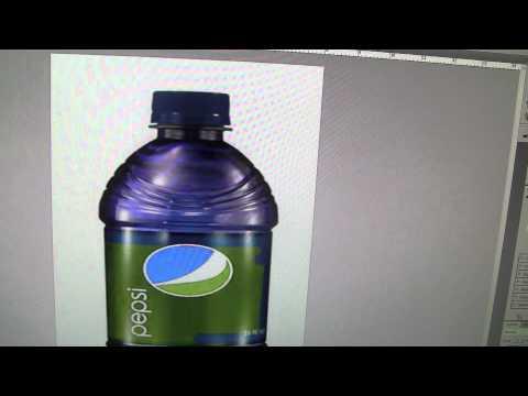 How To Make Blue Pepsi.MTS