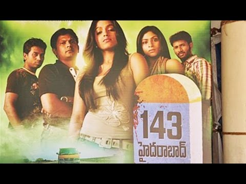 143 Hyderabad Movie Audio Launch