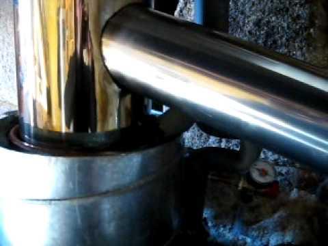exchanger wood stove