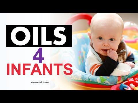 Top 3 Essential Oils For Infants 💦👶