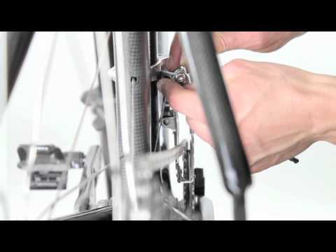 FLO Cycling - Connecting the Front Derailleur Cable