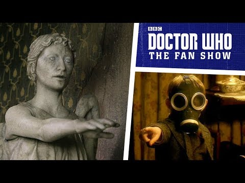 Steven Moffat On Writing, Weeping Angels, and More | Doctor Who: The Fan Show
