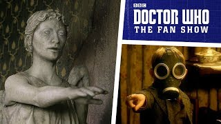 Steven Moffat On Writing For Doctor Who, Weeping Angels & MORE! - Doctor Who: The Fan Show