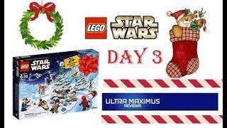 Day 3 Star Wars LEGO Advent Calendar (2018)