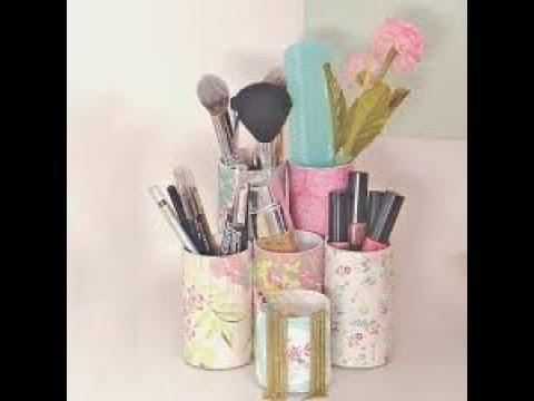 ✂ DIY: Make-Up Brush Holder
