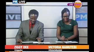 #PMLive CelebrityEdition: Ziggy Dee Reads News on Urban TV[1/3]