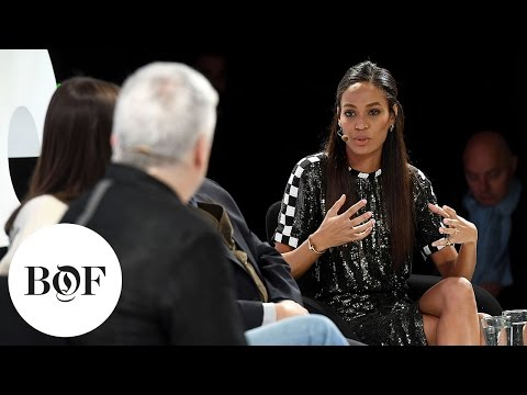 Diversity and Inclusivity: Fashion's Missed Opportunity   Joan Smalls, Hari Nef   #BoFVOICES