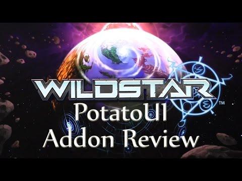 PotatoUI - Wildstar Addon Review