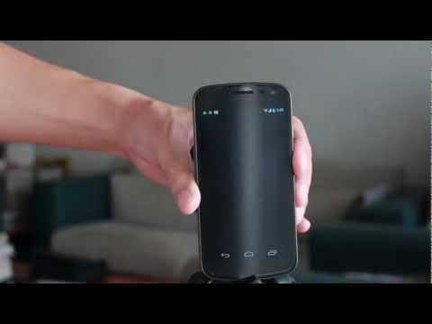 How to make your Android phone (Galaxy Nexus) into a WIFI hotspot 熱點