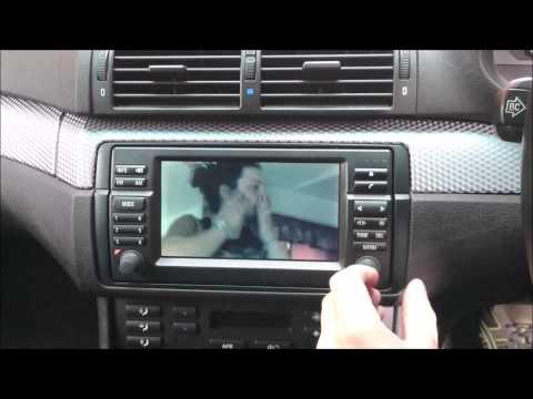 E46 Digital TV Conversion