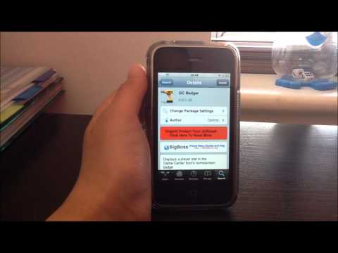How To Get Game Center On Your iPhone 3G