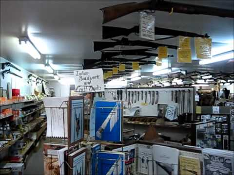 Dixon's Muzzleloading Shop Kunkels Mill Road, Kempton, PA.