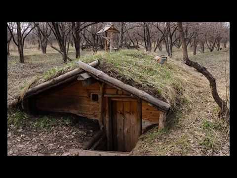 Root Cellar Design - How To Build An Underground Root Cellar