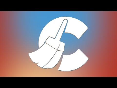CCleaner Tutorial - 2016