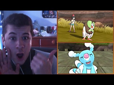 EVOLVED FORMS OF STARTER POKEMON REVEALED - Pokemon Sun And Moon Trailer Reaction + Thoughts