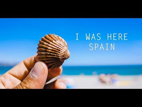 I Was Here - SPAIN   ANDALUSIA - Granada   Nerja   Seville   Malaga // SUMMER 2017