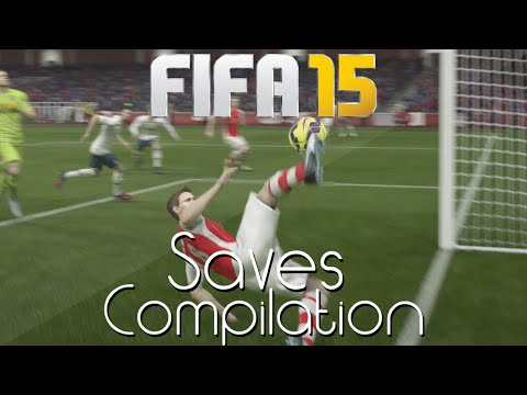 FIFA Top Saves Compilation   CRAZY GOAL LINE CLEARANCES!