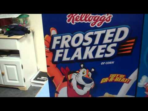 Frosted Flakes or Rice Krispies