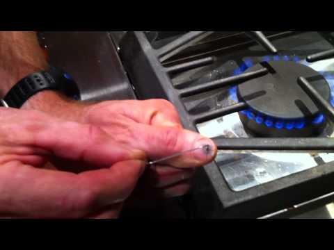 Fingernail blood blister fix