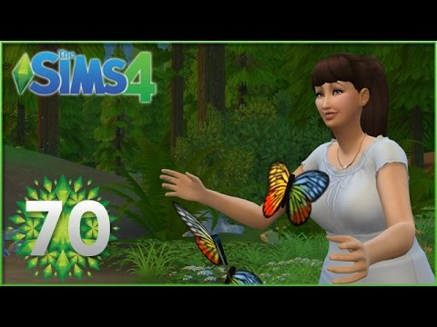 Sims 4: Nibbling Mystery Mushrooms - Episode #70