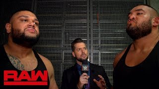 The Authors of Pain close the book on Paul Ellering: Raw Exclusive, April 9, 2018