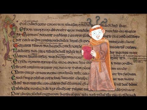 watch PhD thesis defence Nike Stam on medieval Irish bilingualism