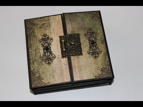 Scrapbook Scrapbooking old Vintage