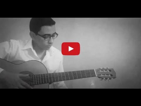 Spanish Guitar Flamenco Mathilda's Rumba acoustic guitar cover- Youssef EL FAKIR