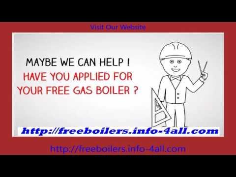 Government Free Boiler Scheme Barrow