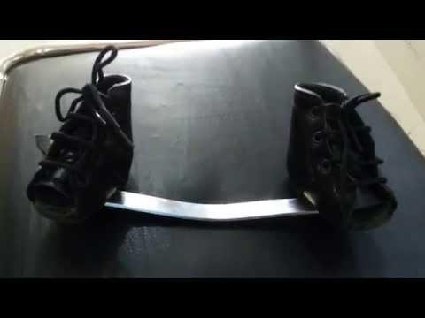 D B Shoe - Denis Brown Shoe for Foot Abduction