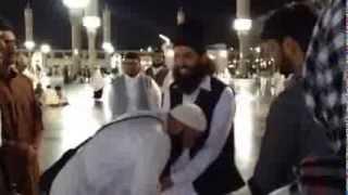 Peer Saab Eidgah shreef in medina paak
