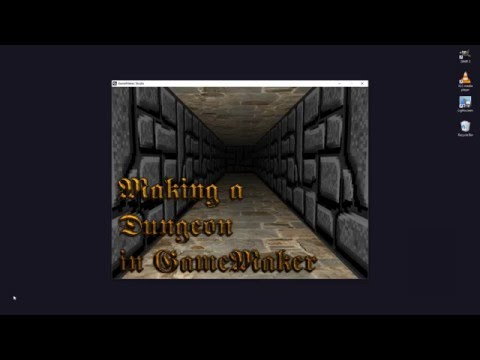 Making a Dungeon in GameMaker