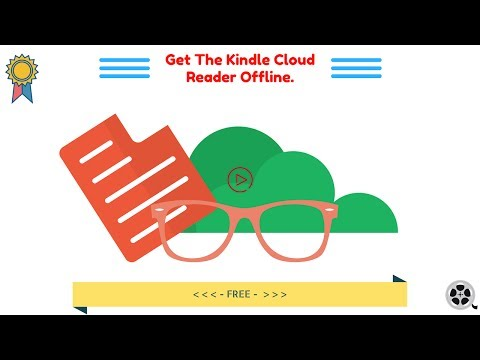 Kindle cloud reader offline