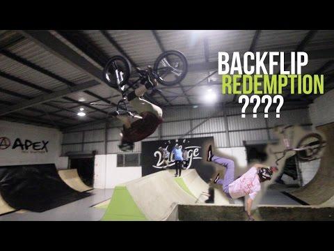 BACKFLIP REDEMPTION SESSION!!