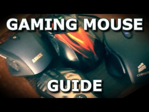 Gaming Mouse Guide 2014 - FPS games