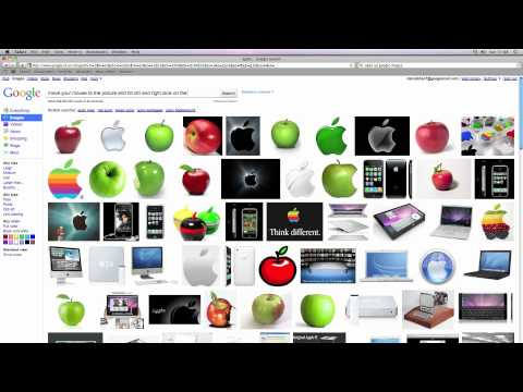 How to Save images on Apple Mac