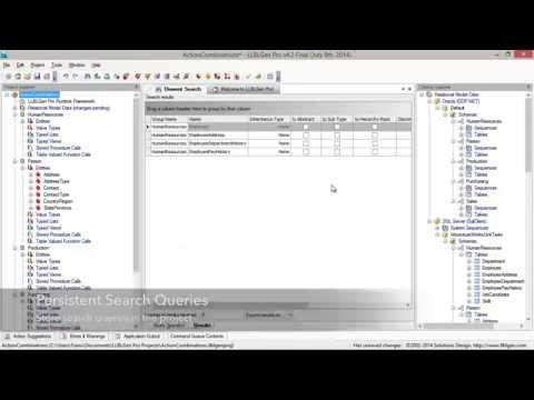 LLBLGen Pro v4.2 Feature Highlights