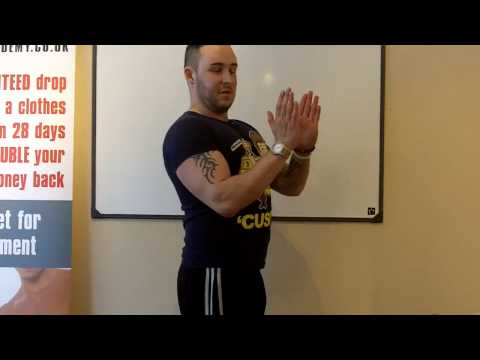 How to reduce lower abdominal fat through anterior pelvic tilt | Fit4Life Academy Selby