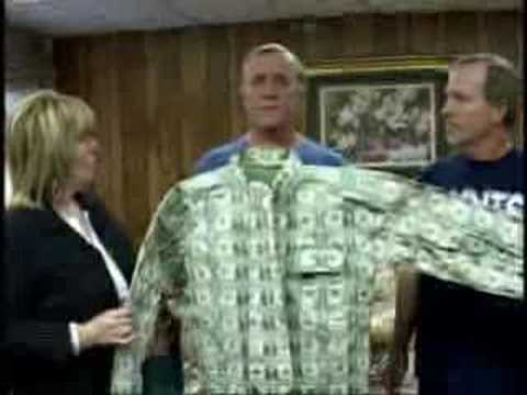 The Shirt Made of Money