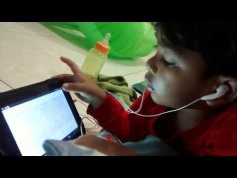 Hacking tablet