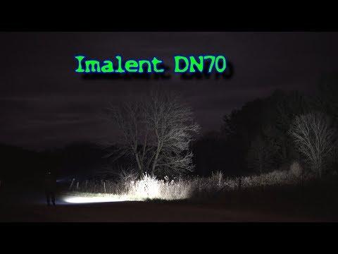 Imalent DN70 3800 Lumen Flashlight