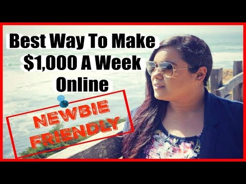 Earn Money Online 2018 - How To Make Money Online Fast 2018