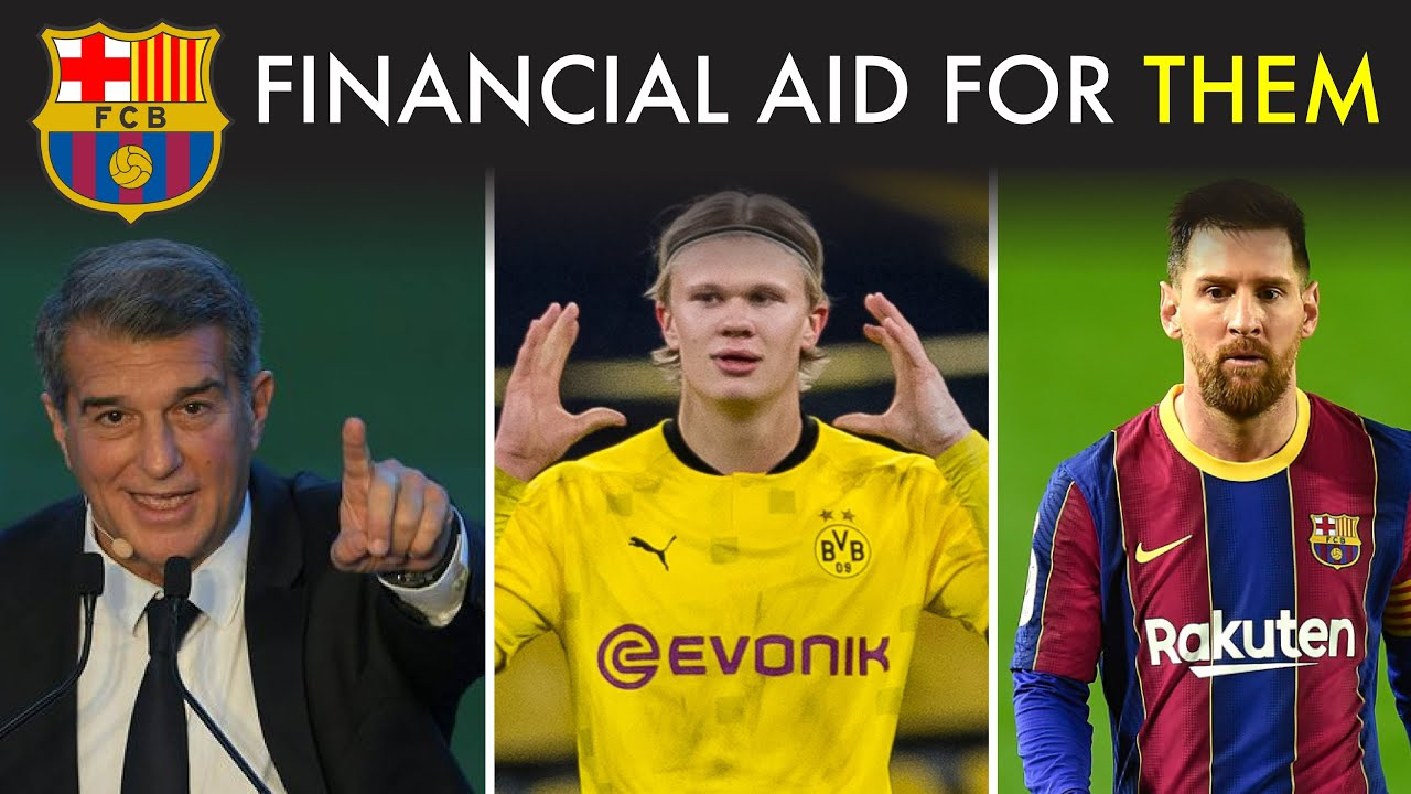 Barcelona Receives a MAJOR Financial Aid for Future Transfers!