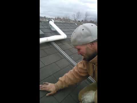 Make your shingles last longer - install solar!