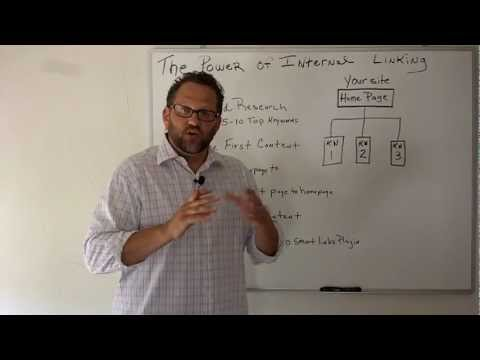 Internal Link Building- 6 Steps To SEO Internal Link Building-The X's And O's Of SEO-Episode 9
