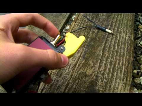 Homemade Electric Detonator